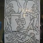 Ilustraciones de métodos de tortura