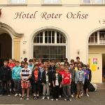 St Boniface's Catholic College Trip to Hotel Roter Ochse
