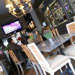 Il bar / sala colazione