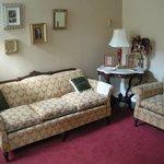 King Louis Suite - Sitting Room
