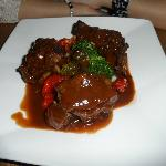 the oxtail (big portion)