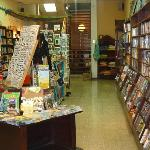 7th Street has lots of guides and fiction novels, english and some spanish