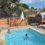 Piscina dell'Hostellerie.