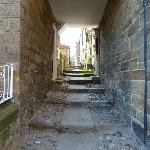 Alley, Robin Hoods Bay