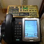 Control panel & IP phone
