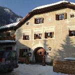 Hotel Restorant Crusch Alba, Lavin, Switzerland