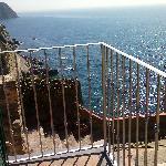 """balcone camera""""Sapore di Sole"""""""