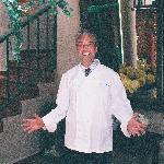 dueño y jefe de cocina Rainer Feuchter