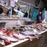 Mercato del Pesce San Benedetto Cagliari