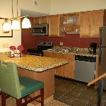 Penthouse Suite Fully Equipped Kitchen