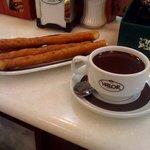 Chocolate Y Churros