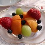 Fruit first!