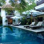 Saraswati Pool