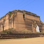 Mingun Temple Foto