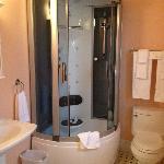 Marvelous bathroom - spa shower