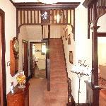 Dalfruin foyer entry