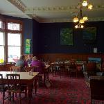 Cafe 1874 - more cafe interior!