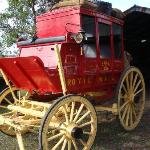 John's Cobb & Co Coach