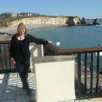 Wonderful stay at Albion Hotel Freshwater Bay