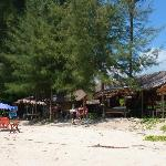 Siam Restaurant (the local one on the beach!). Our favourite.