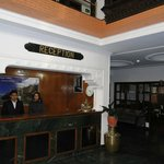 Holy Himalaya Hotel - reception