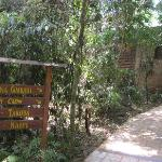 La Aldea de la Selva grounds