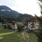 Rear View - Gaisberg