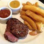 great fillet steak