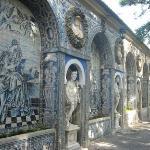 Palacio Fronteira - beautiful azulejos