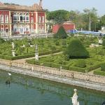 Palacio Fronteira, beutiful garden
