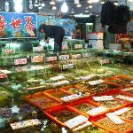 Wide Range of Seafood
