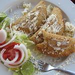 Shrimp Empanadas YUMMY !!!