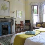 One of our Luxury Twin Bedroom