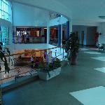 Lobby area & entrance to Thai Restaurant