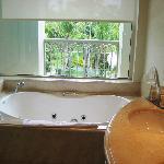 lovely soaking tub