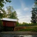 Campbell's Covered Bridge Foto