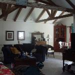 Inside the Carriage House