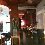 A cantina restaurant
