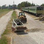 Blue Grass Railroad Museum Foto