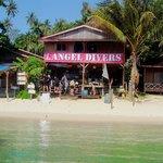 Angel Divers Photo
