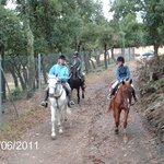 Catalan Trails Horse Riding