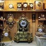 Conger Street Clock Museum Foto