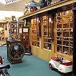 Conger Street Clock Museum Aufnahme