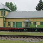 Cowan Railroad Museum ภาพ