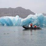 Ice Lagoon - Zodiac Boat Tours