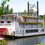 Queen of Seattle Paddle Wheel Cruises Photo