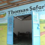 ‪Thomas Tours & Safaris - Private Day Tours‬