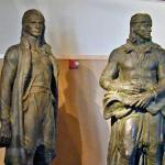 Lewis & Clark, sculpted by James Earle Frasier