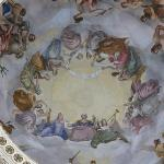 """The Apotheosis of Washington"" Capitol-Rotunda - Dezember 2011"