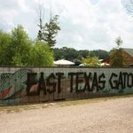 East Texas Gators and Wildlife Park